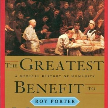 The Greatest Benefit To Mankind book cover